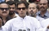Pakistan'da başbakan seçilen İmran Han'dan ilk mesaj