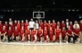 A Milli Kadın Basketbol Takımı Dünya Kupası'na hazır