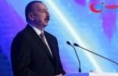 Aliyev: Türkiye dünya çapında söz sahibidir, bu bizi çok sevindiriyor