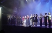 'Ghost the Musical' Zorlu PSM'de sahnelendi
