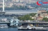 Atatürk, Galata ve Haliç Metro köprüleri gece deniz trafiğine açılacak
