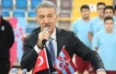 Trabzonspor basketbol altyapısının açılış töreni yapıldı