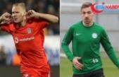 Hırvatistan Milli Takımı'na Türkiye'den iki futbolcu