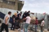 Ümraniye'de plastik öğütücü makinasına düşen genç öldü