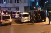 Ünalan'da etrafa rastgele ateş eden şüpheli yakalandı