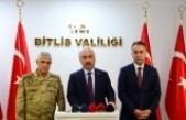 İçişleri Bakan Yardımcısı Ersoy: Teröristleri tarihin en zayıf ve en güçsüz durumuna getirdik