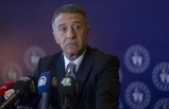 """Trabzonspor Başkanı Ahmet Ağaoğlu: """"Futbol konuşmak pek mümkün değil"""""""