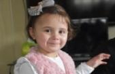 Suriyeli minik Selva, 6 aydır 'savaş oyunu' oynuyor
