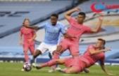 İlk çeyrek finalist Manchester City