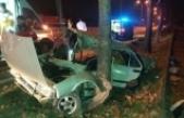 Sakarya'da feci kaza: Anne ve baba öldü 4 çocuk yaralı