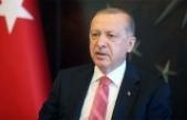 Cumhurbaşkanı Erdoğan, KKTC Cumhurbaşkanı Tatar ile telefonda görüştü