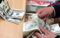 Dolar/TL 5,85'in altında dengelendi