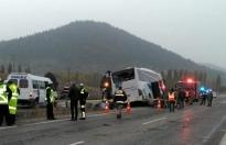 Kahramanmaraş'ta trafik kazası: 7 ölü, 24 yaralı