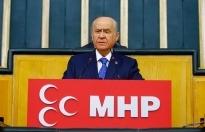 MHP Lideri Bahçeli: Allah'ın verdiği bir canımız vardır, bu can Türklüğün geleceğine de bin defa kurban olsun
