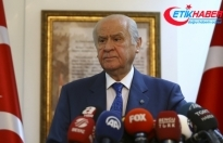 MHP Lideri Bahçeli: Binali Yıldırım İstanbul'da aday olursa başımızın üzerinde yeri vardır