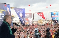 Cumhurbaşkanı Erdoğan: Suriye'deki operasyonlarımıza her an başlayabiliriz