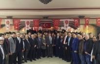 Adana'da İP yöneticileri MHP'ye katıldı