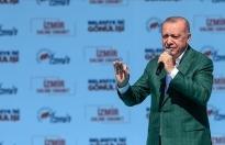 Cumhurbaşkanı Erdoğan: Soyer adaylık icazetini İzmir'den değil Kandil'den almıştır
