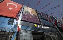 Kırıkkale'de İP'de toplu istifa