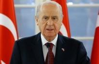 MHP Lideri Bahçeli: PKK İstanbul'a istikamet veremez, FETÖ söz söyleyemez