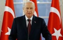 MHP Lideri Devlet Bahçeli: AA'nın ofisine yapılan saldırı Türkiye'ye çok net hakaret ve husumettir