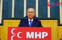 MHP Lideri Bahçeli: Yansın Suriye, yıkılsın İdlib, kahrolsun Esad