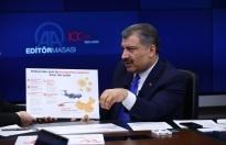 Koca: Koronavirüs 33 ülkede görüldü, Türkiye'de olmaması için gayret içindeyiz
