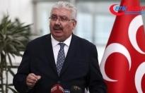 MHP'li Yalçın: CHP'nin geleceğini karartan, Cumhur İttifakının kararlılığı ve kalıcılığıdır