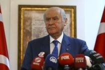 MHP Lideri Bahçeli: Partimizi zan ve töhmet altında bırakmak asla doğru değildir