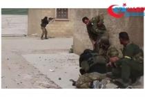 TSK ve ÖSO Afrin ilçe sınırına ulaştı