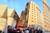 Taksim Eğitim ve Araştırma Hastanesi'nde çıkan yangın söndürüldü
