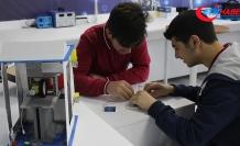 Lise öğrencilerinden 'parayı temizleyen cihaz'