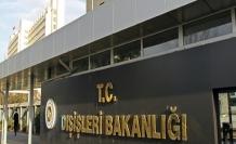 Dışişleri Bakanlığından Hakan Atilla davası açıklaması