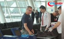 İsrail Büyükelçisi Na'eh ülkesine gitti
