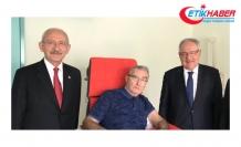 Kılıçdaroğlu, Baykal'ı ziyaret etti