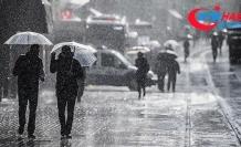 Meteoroloji'den Ankara için 'gök gürültülü sağanak yağış' uyarısı