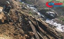 Van'da PKK'ya ait 4 sığınak bulundu