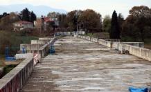 Bin 500 yıldır ayakta duran köprüde hamam yapısı ortaya çıktı
