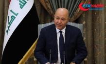 Irak Cumhurbaşkanı Salih Türkiye'ye gelecek