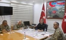 Akar: Yeri ve zamanı geldiğinde YPG tehdidine son verilecek