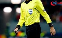 Türkiye-Moldova maçını Ukraynalı hakem Sergii Boiko yönetecek