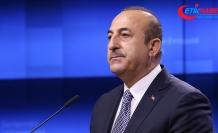 Dışişleri Bakanı Çavuşoğlu: Venezuela'yı desteklemeye devam edeceğiz