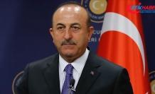 Çavuşoğlu: ABD'ye İran ambargosunun yanlış olduğunu anlatmaya devam edeceğiz