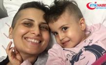Öykü Arin'in annesinden 'umut olun' paylaşımı