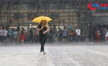 Kuzey ve iç kesimlerde yağış bekleniyor