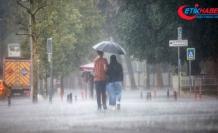 Marmara'da kuvvetli yağış uyarısı