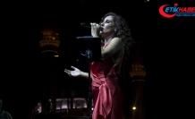 Antalya'da Funda Arar konseri