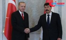 Cumhurbaşkanı Erdoğan Macaristan Cumhurbaşkanı Ader ile bir araya geldi