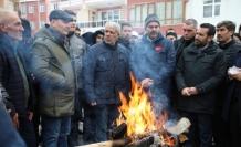 Bakan Soylu ve Kurum Elazığ'da çalışmalarını sürdürüyor