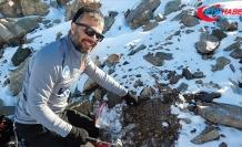 Türk bilim insanı Yeşiltaş Antarktika'dan 10 bini aşkın mikrometeoritle döndü